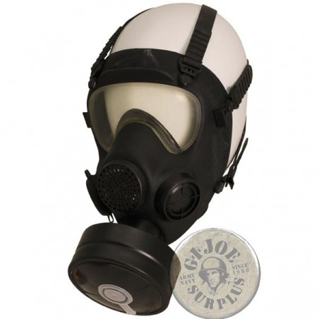 MP5 POLISH AND FRENCH ARMY GAS MASK /BRAND NEW
