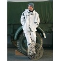GERMAN NAVY SNOW CAMO /PARKA
