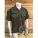 AUSTRIAN ARMY SHORT SLEEVE SHIRT USED CONDITION