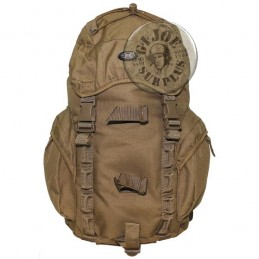 "RUCKSACK ""RECON 15 LITERS"" COYOTE COLOUR"