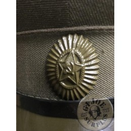 SOVIET UNION CAPS BADGES OFFICERS COMBAT NEW