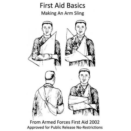 DANISH ARMY ARM MEDICAL SLING NEW
