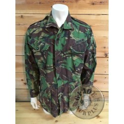 BRITISH ARMY  DPM CAMO M1984 JACKET