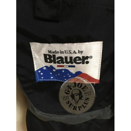 """SOLD!!! US POLICE SHORT JACKET """"BLAUER THERMOLITTE"""" USED /COLLECTORS ITEM"""