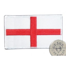 "EMBROIDED SLEEVE PACTH ""ENGLAND ST GEORGE"""
