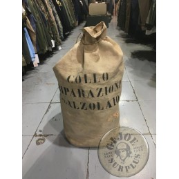 ITALIAN ARMY SHOES REPAIR KIT VINTAGE TRANSPORT BAG