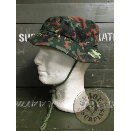 "SAS JUNGLE HAT ""FLECKTARN CAMO"""