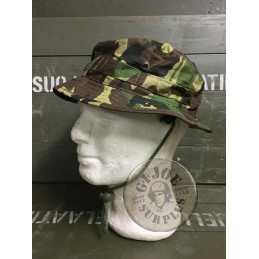 "SAS JUNGLE HAT ""WOODLAND CAMO"""