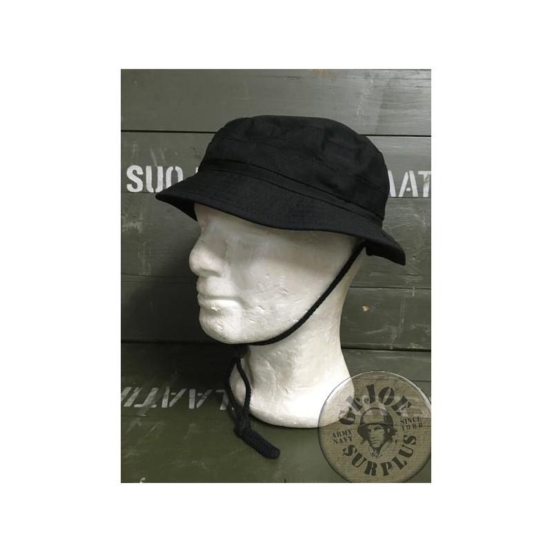 SAS JUNGLE HAT BLACK COLOUR