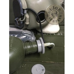 "CANTEEN DIRNKING DEVICE FOR  GAS MASK  ""M10/2""NEW"