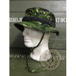 DANISH ARMY M1984 CAMO JUNGLE HAT NEW