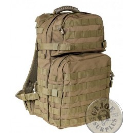 "TACTICAL MODULAR RUCKSACK ""X-LARGE 40 LITERS"" COYOTE"