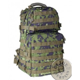 "TACTICAL MODULAR RUCKSACK ""X-LARGE 40 LITERS"" M84 DANISH CAMO"