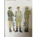 SPANISH ARMY KHAKI UNIFORM COMBAT CAP AS NEW CONDITION