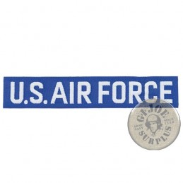 "PARCHE TAB PECHO ""US AIR FORCE"" AZUL"