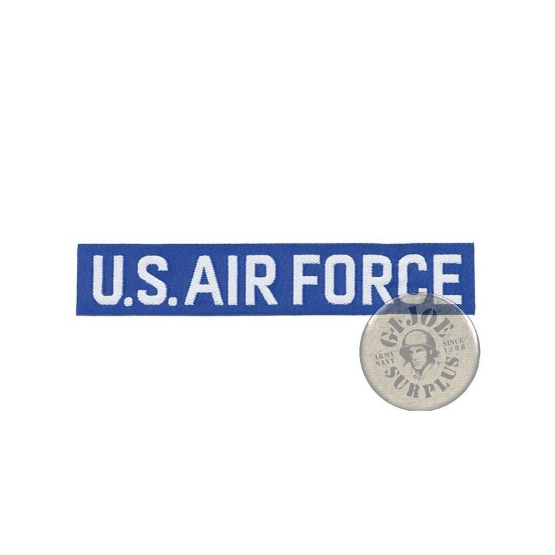 US AIR FORCE BLUE TAB NEW
