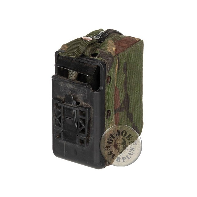 100RDS MINIMI-SAW DIRECT RELODED POUCH BRITISH ARMY
