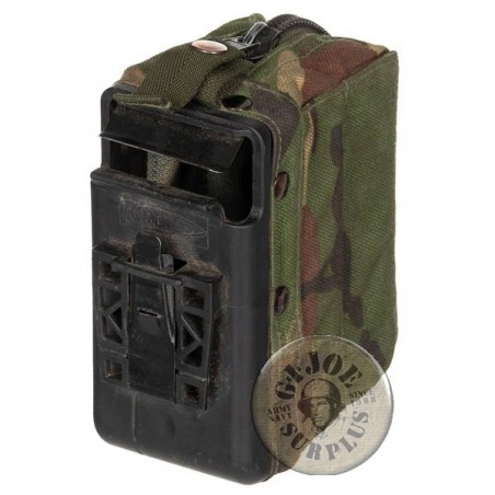 X100RDS MINIMI-SAW DIRECT RELODED POUCH BRITISH ARMY