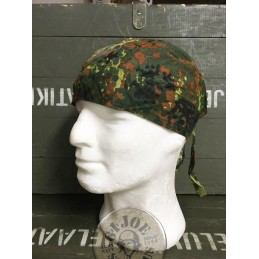 COTTON BANDANA GERMAN FLECKTARN CAMO