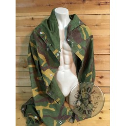 HUNGARIAN ARMY M1949 CAMO PONCHOS USED