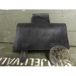 SPANISH CUBA WAR 1898 LEATHER AMMO POUCH AS NEW /COLLECTORS ITEM