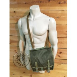 POLISH ARMY OLIVE SIDEBAG NEW