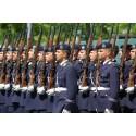 GERMAN LUFTWAFFE OFF DUTY UNIFORM SOLDIERS JACKET AS NEW