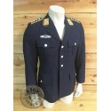 GERMAN LUFTWAFFE OFF DUTY UNIFORM OFFICERS JACKET AS NEW
