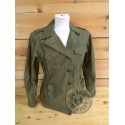 WOMENS M43 JACKET US ARMY WWII 12R /COLLECTORS ITEM