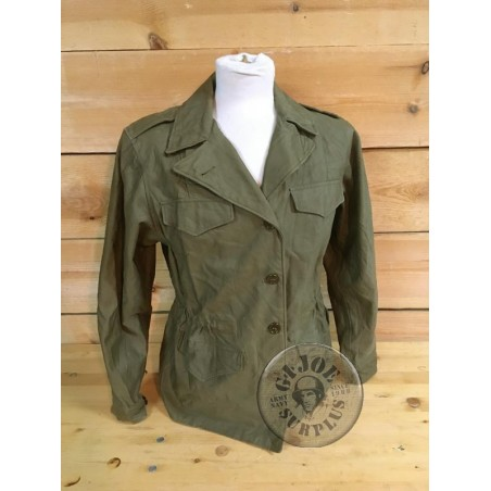 SOLD!!! WOMENS M43 JACKET US ARMY WWII 12R /COLLECTORS ITEM