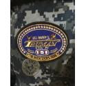 "US NAVY NWU CAMO JACKET ""CVN-75 HARRY S.TRUMAN AIRCRAFT CARRIER"" /COLLECTORS ITEM"