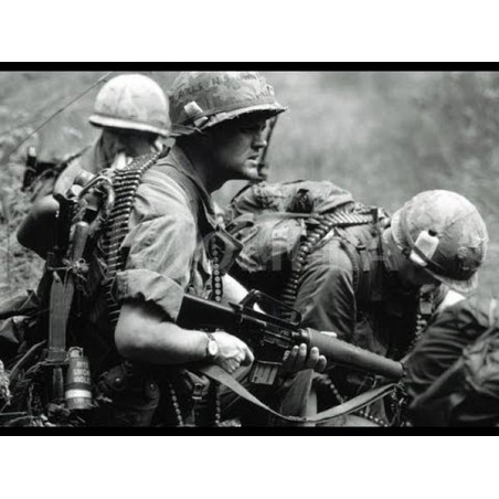 "CASCS ACER ""M1 US ARMY"" GENUINIS POST-VIETNAM NOUS"