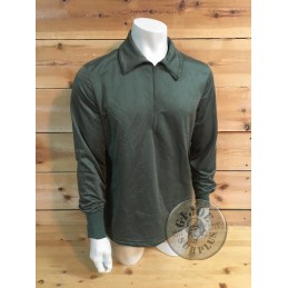 US ARMY SLEEPING THERMAL SHIRT OLIVE GREEN AS NEW