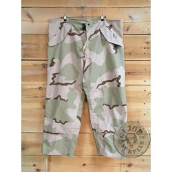 US ARMY ECWCS GORETEX DESERT CAMO NEW TROUSERS