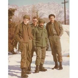 UNIFORMITAT US ARMY M1951 LLANA USAT /PANTALO