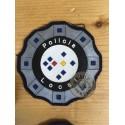 SET 6xPEGATS POLICA LOCAL CATALANA /PEÇA UNICA