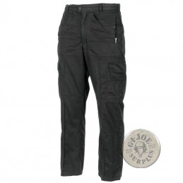 "TACTICAL TROUSERS BRITISH ""POLICE"" USED SUPER GRADE1 BLACK COLOUR"