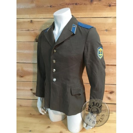 SOLD!!! SOVIET UNION OFF DUTY AIRFORCE SOLDIER JACKET /COLLECTORS ITEM