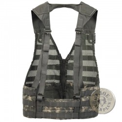 """US ARMY MODULAR COMBAT VEST """"SDS MOLLE-II"""" USED GREAT CONDITION"""