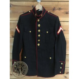 USMC PRIVATE JACKET NUMBER 1 SIZE 38R /COLLECTORS ITEM