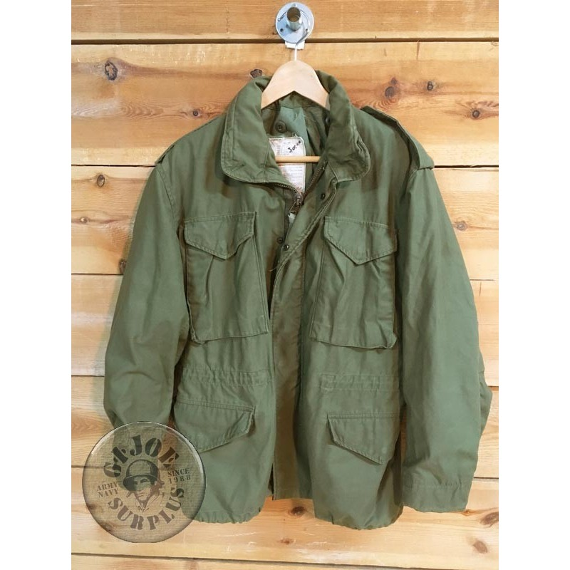 M65 JACKET OLIVE SMALL SHORT /COLLECTORS ITEM