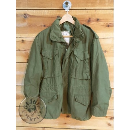 SOLD!!! M65 JACKET OLIVE SMALL SHORT /COLLECTORS ITEM