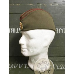 "SOVIET UNION M1969 OFFICERS ""PILOTKA"" GARRISON CAP"
