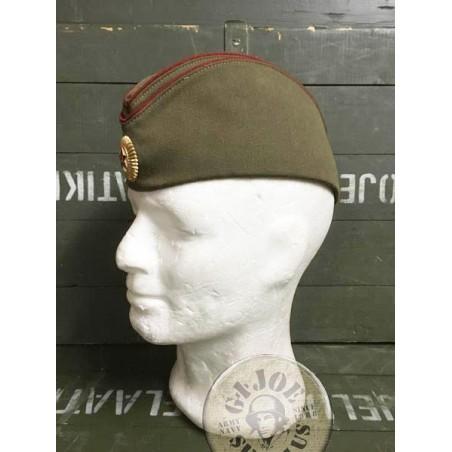 "SOVIET UNION M1969 OFFICERS ""PILOTKA"" GARRISON CAP"
