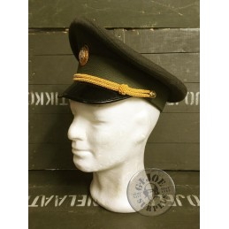 UKRANIAN ARMY OFFICERS CAP NEW /COLLECTORS ITEM