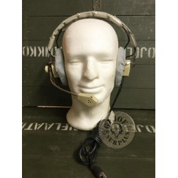 SOVIET UNION AIRFORCE PILOTS AND OTHERS EARPHONES AS NEW /COLLECTORS ITEM