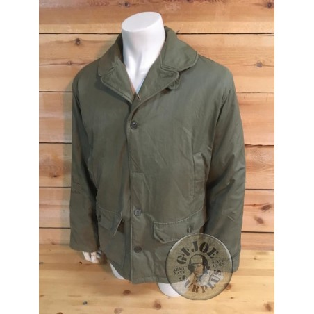 SOLD!!! McKINAW COAT LAST VERSION USED CONDITION /COLLECTORS ITEM