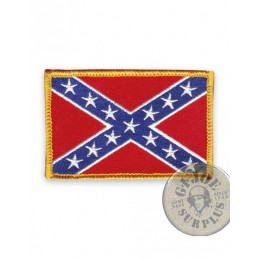"EMBROIDED SLEEVE PACTH ""CONFEDERATE"""