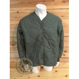 M65 USAF AIRCREW NOMEX WOODLAND CAMO JACKET LINERS BRAND NEW