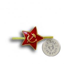 INSIGNIES GORRA UNIO SOVIETICA SOLDATS EN COMBAT NOVES